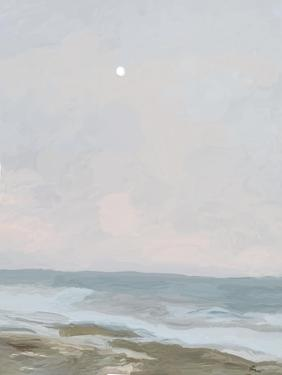 Early Morning Beach by Ramona Murdock