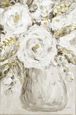 Golden Age Floral III by Ramona Murdock