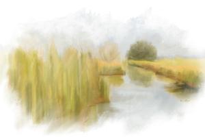 Marshy Wetlands IV by Ramona Murdock