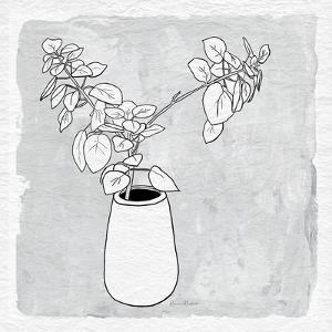 Olive Branch Vase by Ramona Murdock