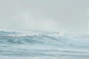 Stormy Sea by Ramona Murdock