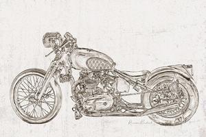 Sweet Ride No. 5 by Ramona Murdock