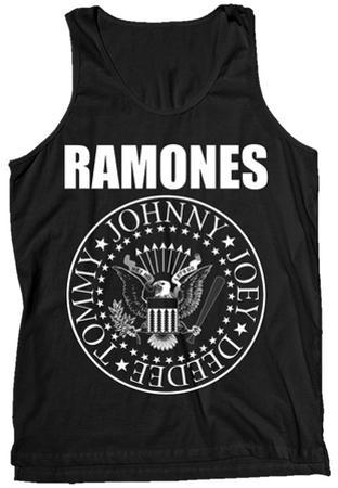 Ramones- Classic Seal Tank Top