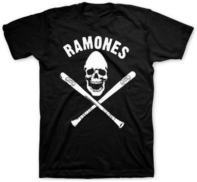 Ramones - Skull & Crossbones