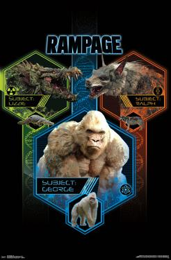 RAMPAGE - TRIO
