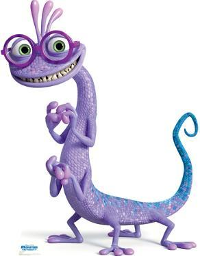 Randall Boggs - Disney Pixar Monsters University Lifesize Standup