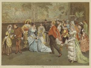 Mr Oakball's Winter in Florence by Randolph Caldecott