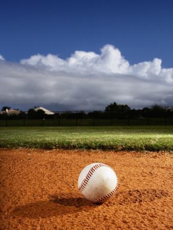 Baseball by Randy Faris