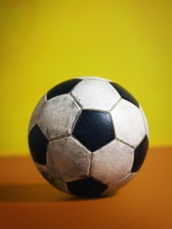 Soccer Ball by Randy Faris