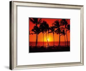 Hawaiian Sunset by Randy Jay Braun
