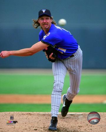 Randy Johnson 1999 Action