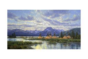 Return to Camp by Randy Van Beek