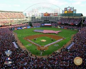 Rangers Ballpark in Arlington Game Three of the 2010 World Series