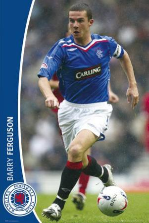 Rangers-  Barry Ferguson