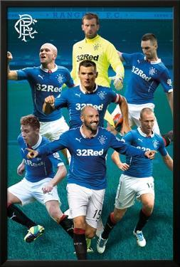 Rangers Players 14/15