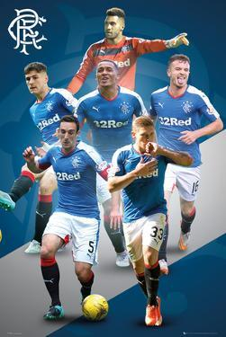 Rangers- Players 15/16