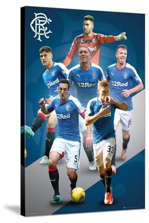 Rangers- Players 15/16