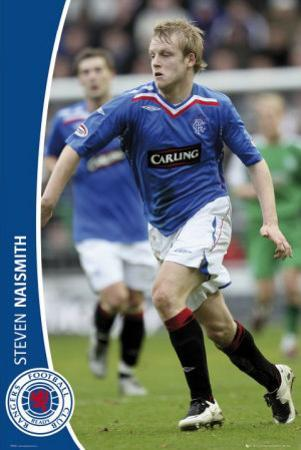 Rangers- Steven Naismith