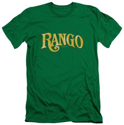 Rango - Logo (slim fit)