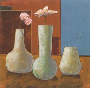 Flower In A Vase II by Ranz