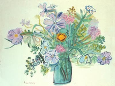 Bouquet a la Fleur Jaune by Raoul Dufy