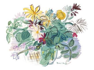 Bouquet des Fleurs by Raoul Dufy