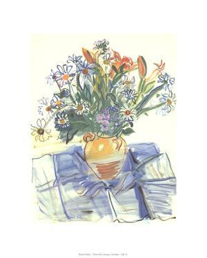 Bouquet by Raoul Dufy