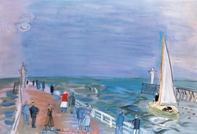 Promenade by Raoul Dufy
