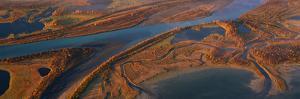 Rapa River Delta Laponia World Heritage Area Sarek National Park Sweden