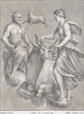 Al Bello, Europa by Raphael