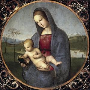 Madonna Conestabile by Raphael