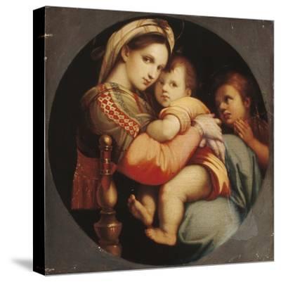 Madonna Della Sedia by Raphael