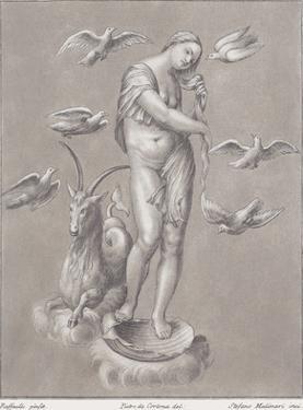 Perché al Natio Candore by Raphael