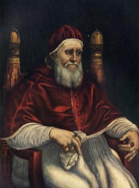 'Pope Julius II', c1512, (c1912) by Raphael