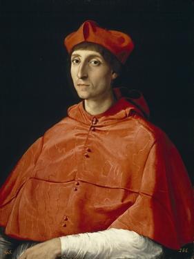 Portrait of a Cardinal, C. 1510 by Raphael