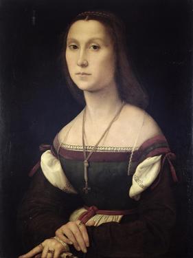 Portrait of a Woman, 1507 by Raphael