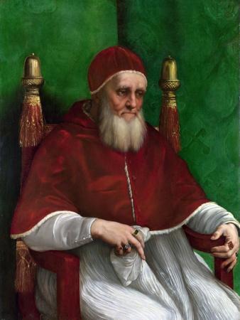 Portrait of Pope Julius II, 1511