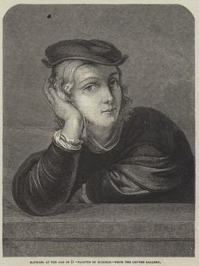 Raphael at the Age of 15 by Raphael