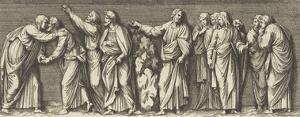 Raphael's Tapestries - Sistine Chapel I by Raphael