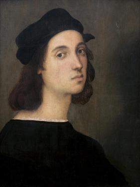 Self-Portrait, 1505-1506 by Raphael