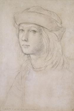 Self Portrait by Raphael