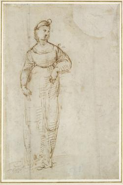 St Catherine by Raphael