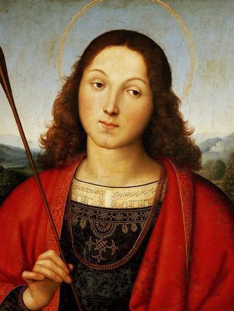 St Sebastian, Circa 1501-1502
