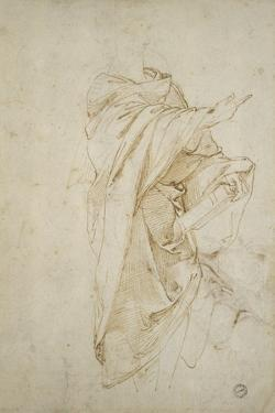 Study for the Figure Virgil by Raphael