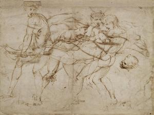 The Death of Adonis by Raphael