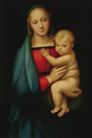 The Grand Duke's Madonna, c.1504-05 by Raphael