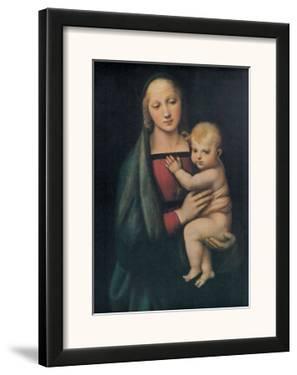 The Madonna Del Granduca by Raphael