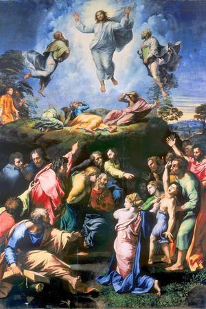 The Transfiguration of Christ