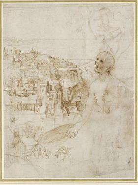 View of the City of Perugia by Raphael