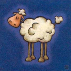 Gedeon le Mouton by Raphaele Goisque